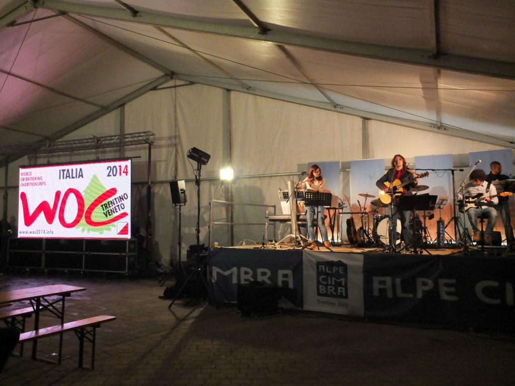 John Denver Project Band Live al WOC
