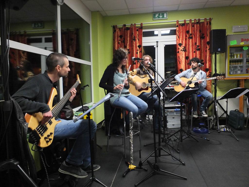 John Denver Project Band Resized al Bar Fossi