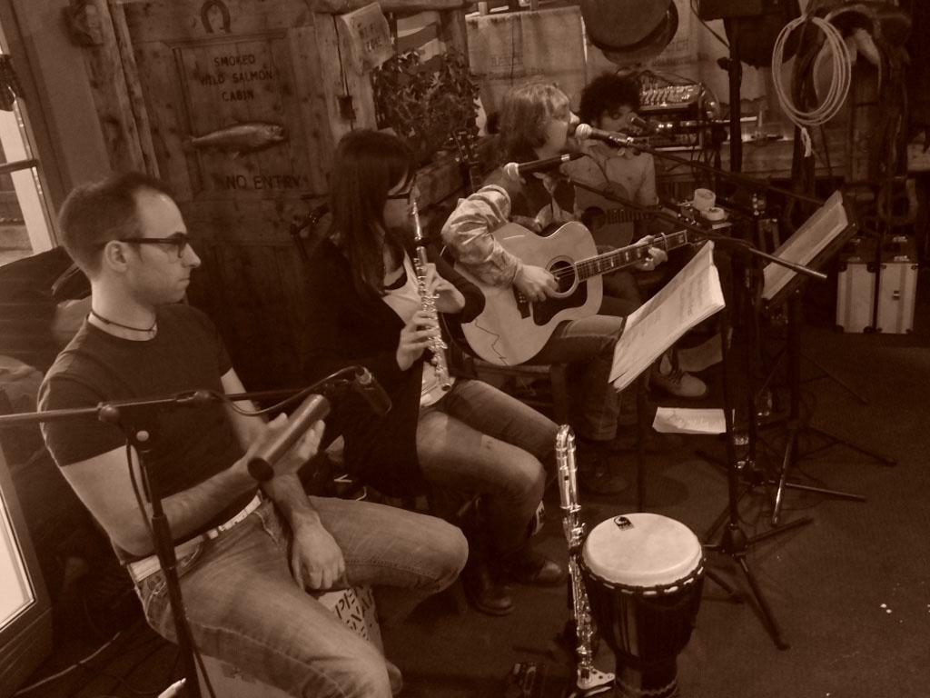John Denver Project Band Resized al Ranch Bar