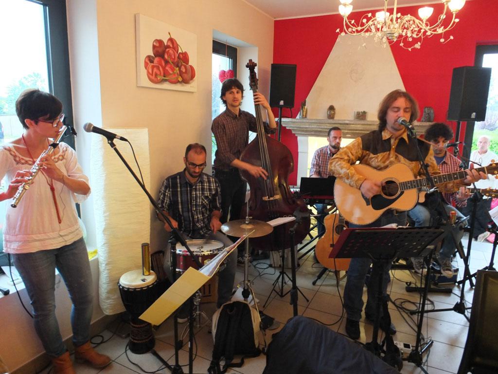 JDPB Live al Santa Cafe