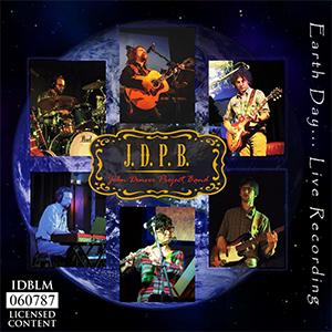 JDPB - Earth Day Live Recording - 300 x 300 a