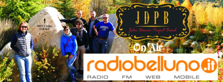 2015 10 01 - John Denver Project Band - Radio BL