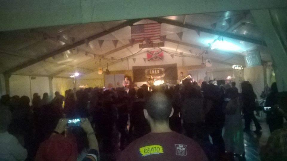 JDPB and the crowd