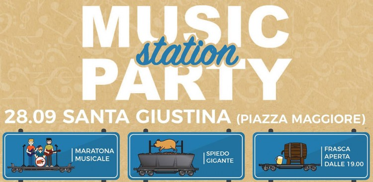 Music Station Party - FB - 2a