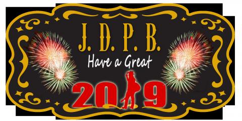 JDPB - Logo NewYear 2018