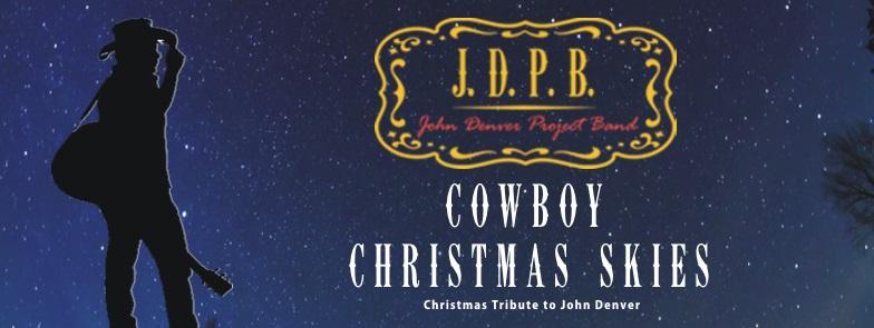 Cowboy Christmas Skies