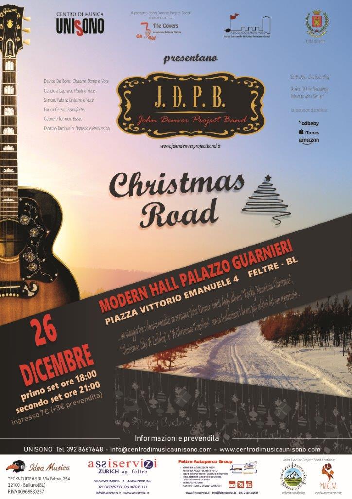 JDPB - Christmas Roads 2018