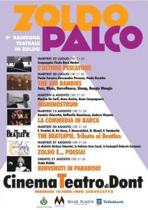 Zoldo Palco 2019